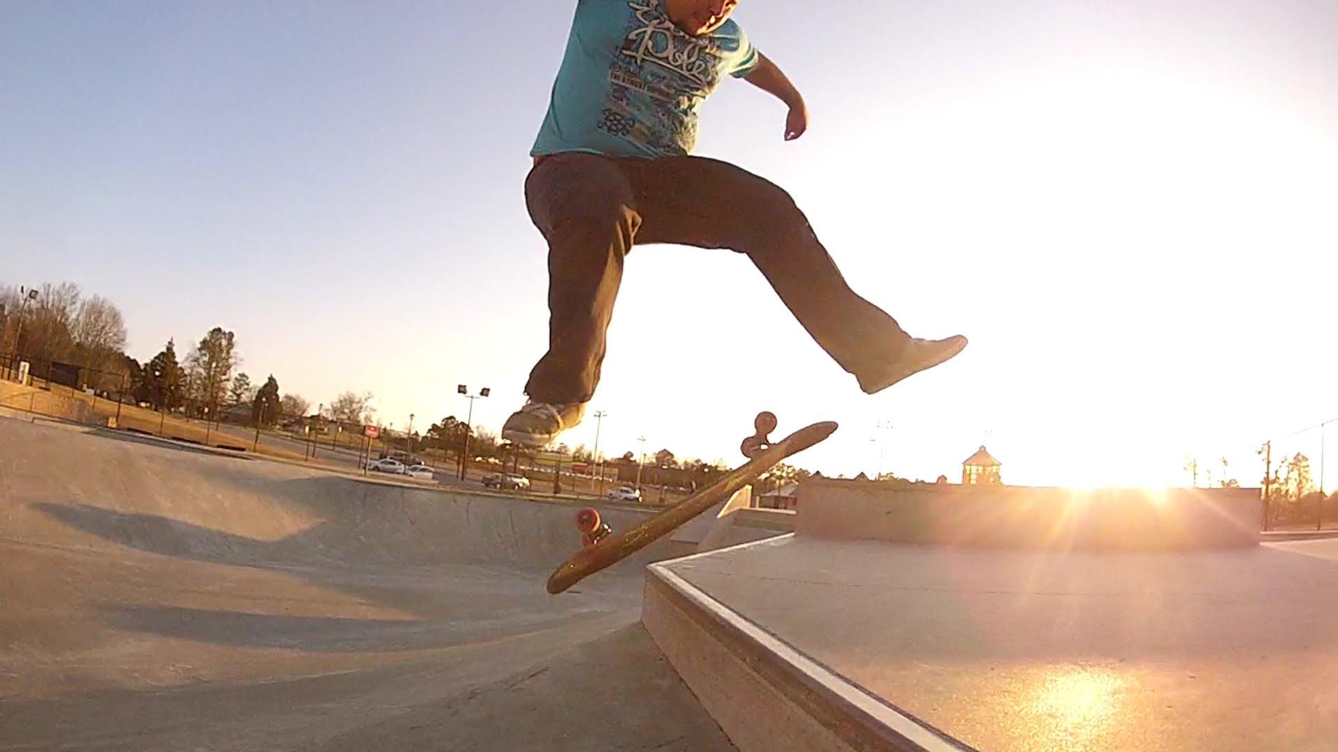 Skate Inspiration For Heavier Skaters Still Skateboarding