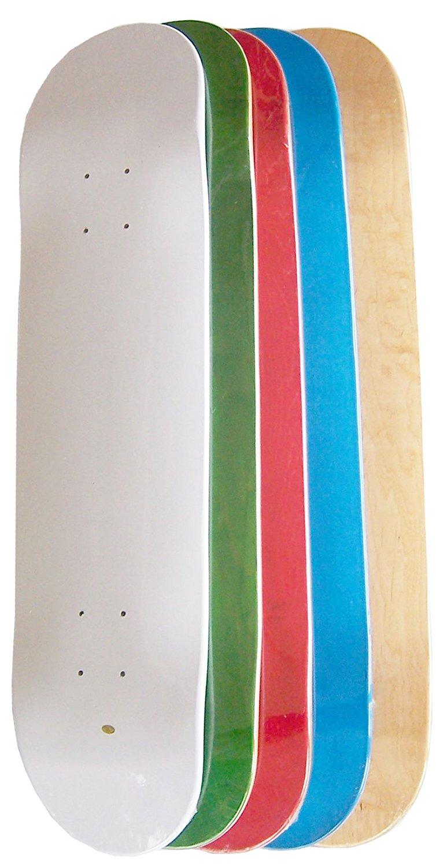 skateboard blank decks skateboarding still